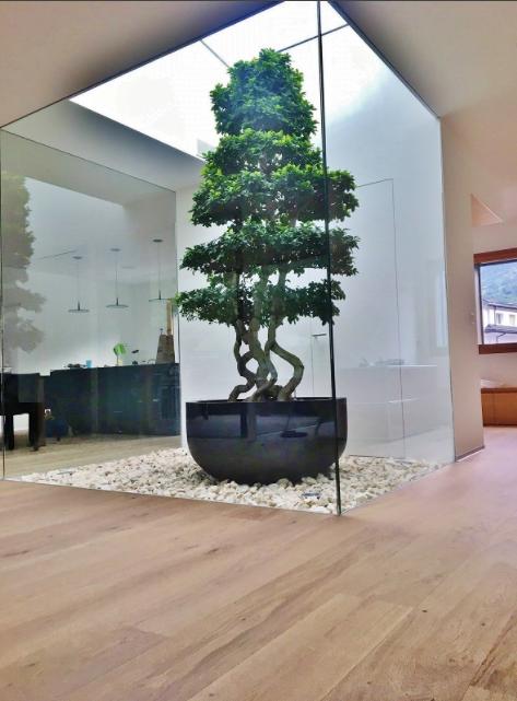 Arbol artificial Bonsai Ficus XXL